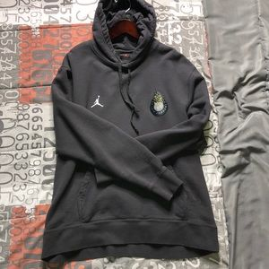 Jordan hoodie size large